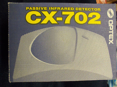 Optex CX-702 Passive Infrared Detector PIR with Dual Purpose Lens