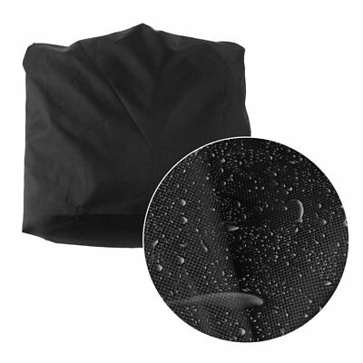 Larger Size Outdoor Beach Chair Case 420D Oxford Polyester Black Chair Cover NOP