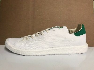 sports shoes a1fd2 39716 Adidas Stan Smith PK Boost size 14 White Green Primeknit. BB0013. nmd ultra