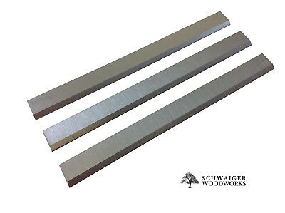 "8"" Jointer Blades Knives - High Speed Steel (HSS) - BRAND NEW - (Set of 3)"