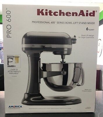 ... Kitchenaid Kp26m1xpm Pearl Metallic Professional 600 Series Mixer ...