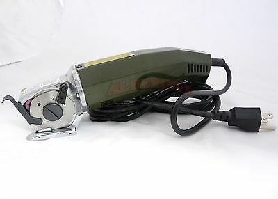 """Consew MB-50 Portable Electric Fabric Cutter 2"""" Knife Rotary New Cutting Machine"""