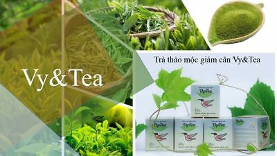 5 Vy&tea natural herbal tea help weight loss, sleep deep and purifying the body