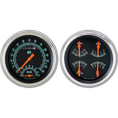 Classic Instruments CH51GS62 G-Stock Series Gauge Package