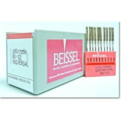 Pack of 100 needles, size 80 Universal needles - CLEARANCE
