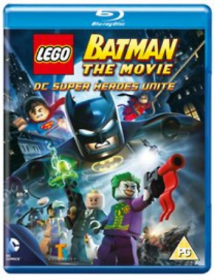 LEGO Batman - The Movie - DC Super Heroes Unite (US IMPORT) Blu-ray NEW