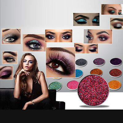 45 Colors Fashion Cosmetic Glitter Eyeshadow Eye Shadow Makeup Palette ShimmerUK