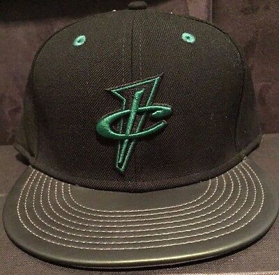 381de8e67ae Rare New Nike One Cent Penny Fitted Hat Air Foamposite Pro Pine Green  Lebron Kd