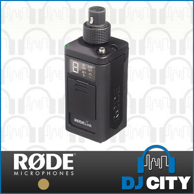 Rode TX-XLR Wireless Microphone XLR Adapter for RodeLink Systems