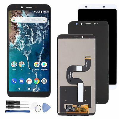 For XIAOMI Mi 6X / Mi A2 LCD Display Touch Screen Glass Digitizer Assembly