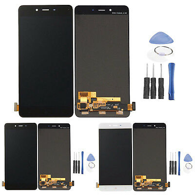 For OnePlus X LCD Display Touch Screen Glass Digitizer Assembly Repalcement #BK