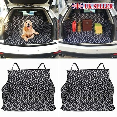 Large Heavy Duty Waterproof Car Boot Liner Protector Pet Dog Floor Cover UK