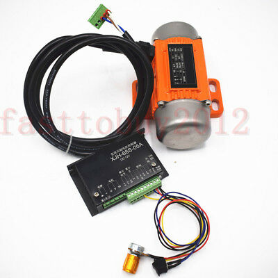 15W/20W DC Brushless Motor Vibration+Speed Controller 12/24/36V 3800rpm/4200rpm