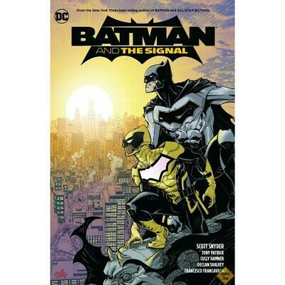 Batman And The Signal Tp -  - 23/08/2018