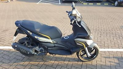 2016 16 GILERA RUNNER ST 125 125ST, CLEAN, HPI CLEAR, PREMIUM SCOOTER, 8k MILES