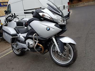 2014 63 BMW R1200RT MU TWIN CAM NEW SHAPE, R1200 RT, 41k MILES, 1 OWNER,X POLICE
