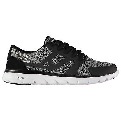 47693c3adbdd0 USA PRO TRAINERS runners sports sneakers ladies shoes Lazulite Knit ...