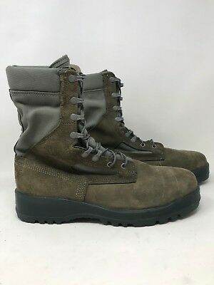 0bb7b5be140 NEW! MEN BELLEVILLE 650 ST USAF Cold Weather WP Steel Toe Combat Boot -  Sage U16