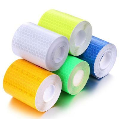 POP Safety Caution Reflective Warning Tape Sticker self adhesive tape 5*100cm s