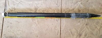 NorTrac 3-Pt. Bale Spear - Category 1, 2000-Lb. Capacity