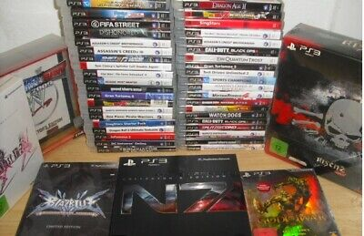 Playstation 3 Spiele Auswahl COD,Red Dead,Limited,Collectors,Star Wars,GTA PS3