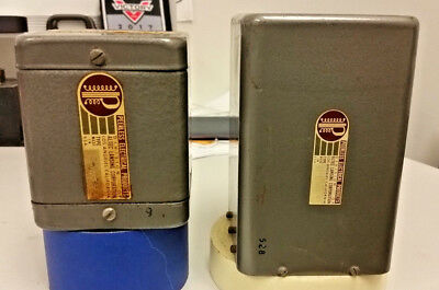 2 Peerless Transformers S-526F Output & R-490F Power 6L6 Amplifier Set Hollywood