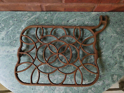 Antique Treadle  Sewing Machine  Cast Iron Foot Pedal