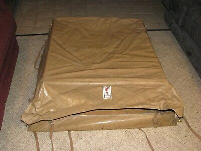 GM ACCESSORY 60's 70's PONTIAC STATION WAGON SUB ROOF LUGGAGE CARRIER COVER ASSY