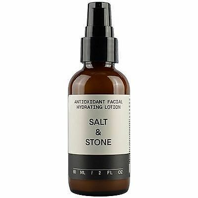 SALT AND STONE Lotion Hydratante Antioxydante Visage 60ml