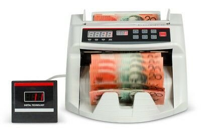 Australian Note Counter Money Cash Machine Automatic Banknote Counting Digital
