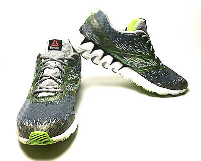 Men s REEBOK ZigTech 3D FuseFrame Running Cross Training Shoes Size 14 (M -213) 2267f6699