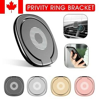iRing Phone Ring Finger Holder Car Mount Hook For Stand Mobile Grip GPS iPhone