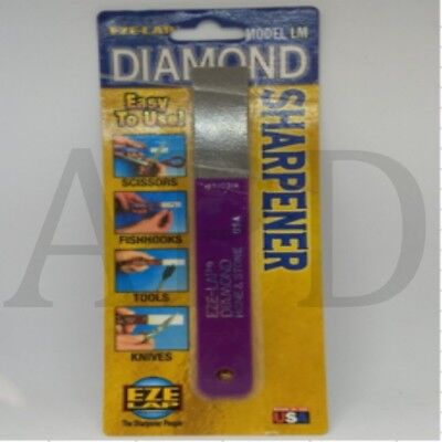 Eze Lap Medium Hand Diamond Sharpener Eze-L/M (1 Each)