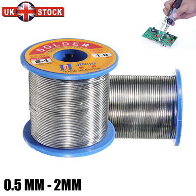 300g 63/37 Soldering Solder Wire Fluxed Core DIY Hobbyists Electronics Tin Lead