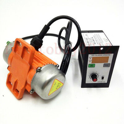 12/24/36V DC Vibration Vibrate Motor+RS485 Display Controller 15/20W 3800/420RPM