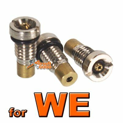 Alpha Parts Inlet Valves for All WE 1911 G17 G18C G19 M9 Hi-Capa Airsoft GBB