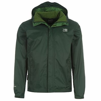 Karrimor Hombre Sierra Chaqueta Mangas Largas Casual Ropa Deporte Exterior