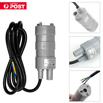 New 12V Water Pump Camper Caravan Motorhome High Flow Submersible Whale Pump