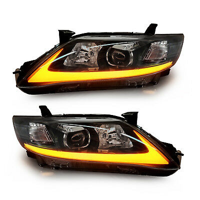 LED Headlight For TOYOTA CAMRY 2010 2011 Projector LED Head Lamp Assembly