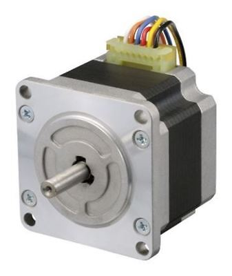Sanyo Denki Unipolar Single Shaft Stepper Motor 1.8°, 0.83Nm, 24 V dc, 2 A, 6 W