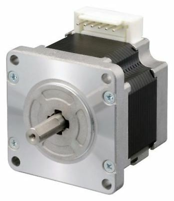 Sanyo Denki Unipolar Single Shaft Stepper Motor 1.8°, 2.1Nm, 24 V dc, 3 A, 6 Wi