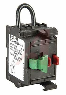Eaton M22 Contact Block NC+NO Screw terminal