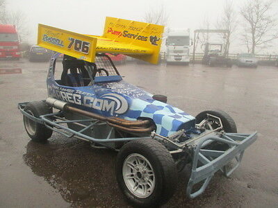 Brisca F2 Outlaw Superstox Higman Chassis Roller