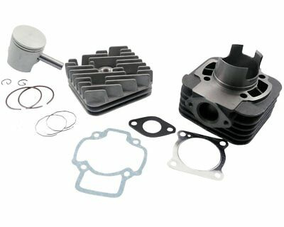 Kit cylindre 70cc 2EXTREME Sport pour PIAGGIO Zip 2 Cat 50cc, Base, Fast Rider