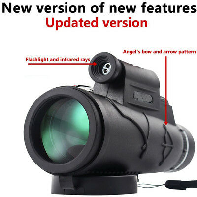 1500M/9500M Flashlight Monocular Telescope Infrared Distance Night Vision