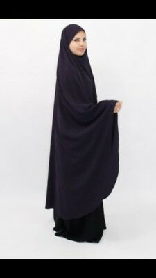 Long Burkha With Sleeves