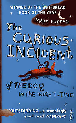 Haddon, Mark, The Curious Incident of the Dog in the Night-time, Paperback, Very