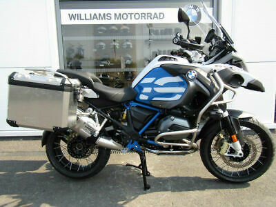 BMW R 1200 GS Adventure Rallye TE