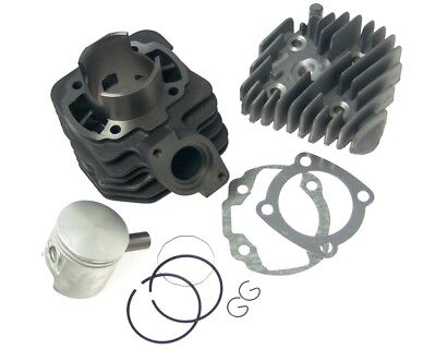 Kit cylindre 70cc 2EXTREME Sport pour Peugeot AC Scooter