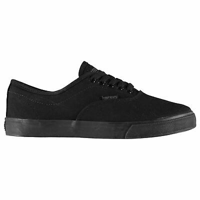 SoulCal Mens Sunset Lace Up Canvas Shoes Fastening Casual Bold Eyelets